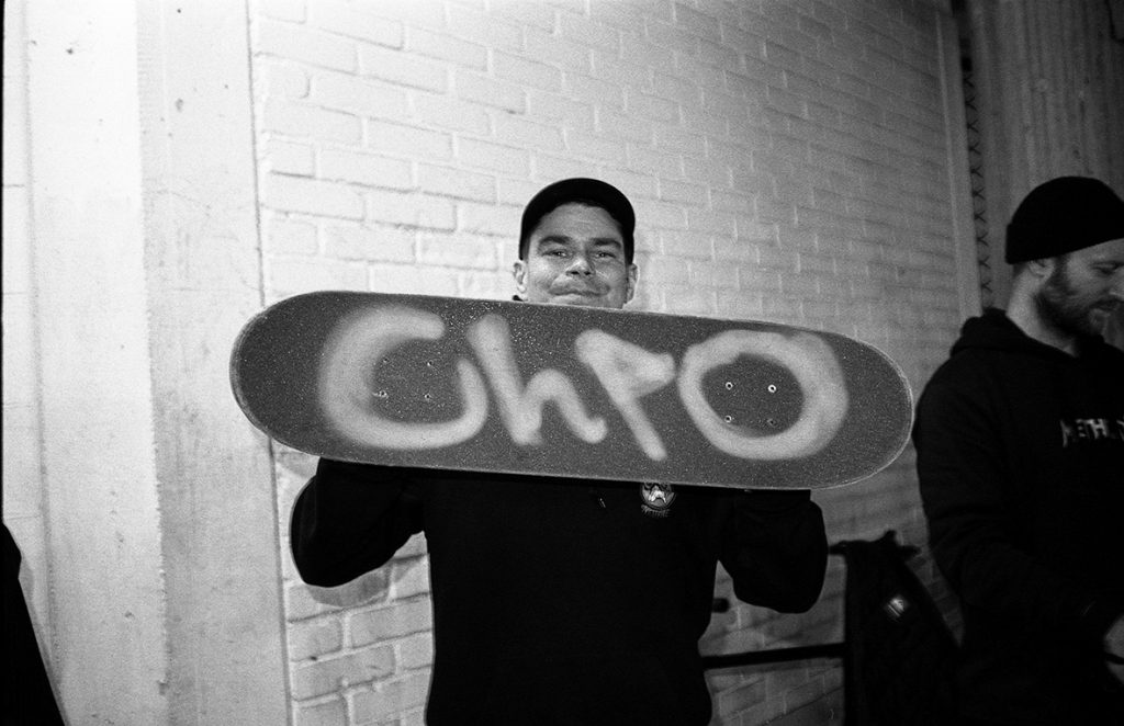 CHPO x Stuntwood skate competition @Sheraton in Stockholm