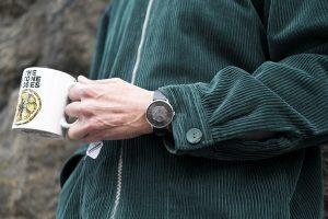 CHPO x Piilgrim watch