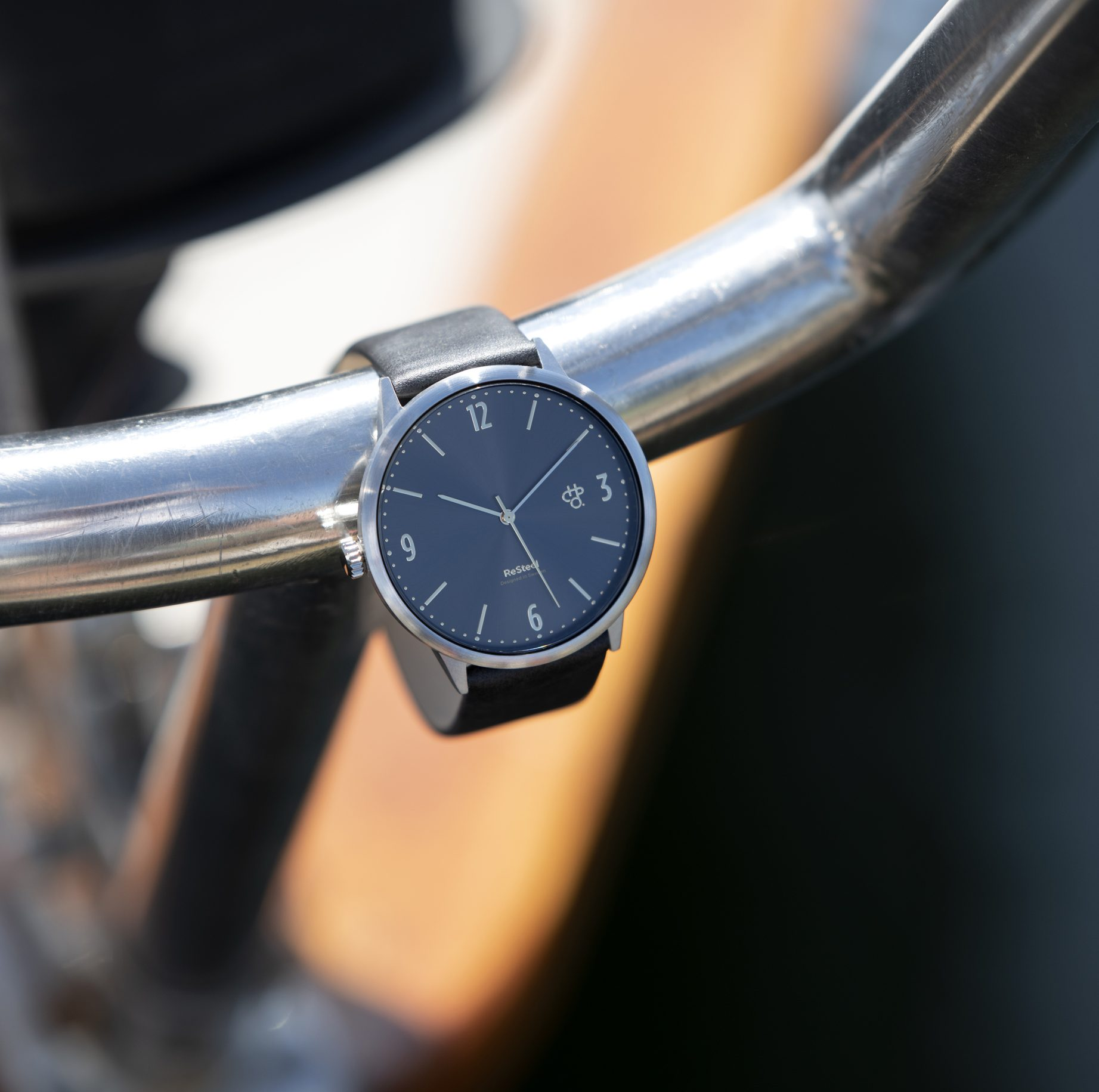 100% Recycled Stainless Steel