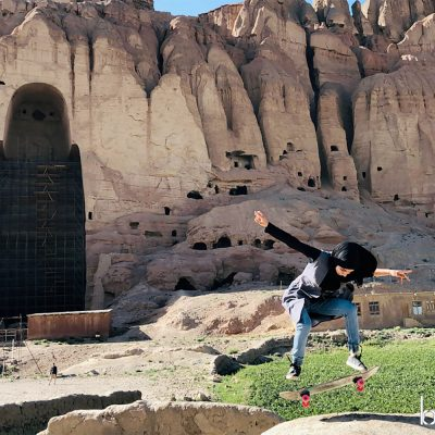 Happy Monday - Skateistan Bamyan pt. 2