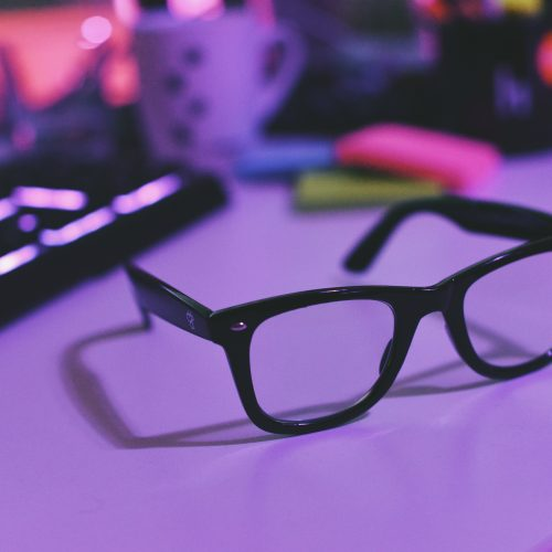 The STÖK sunglasses AND blue light glasses
