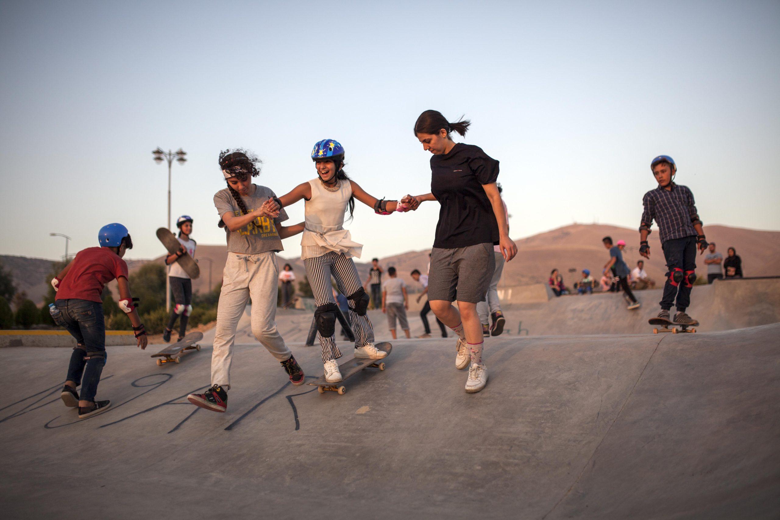 Happy Monday – MLSL Skatepark in Beirut