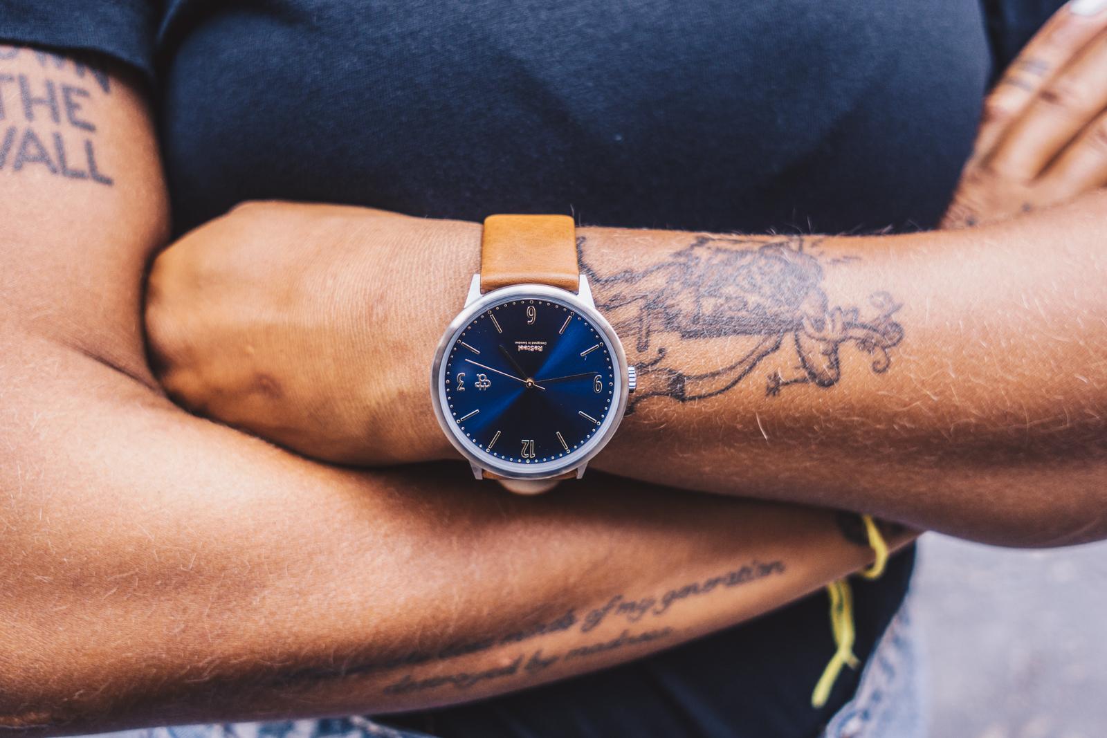 New ReSteel Watches