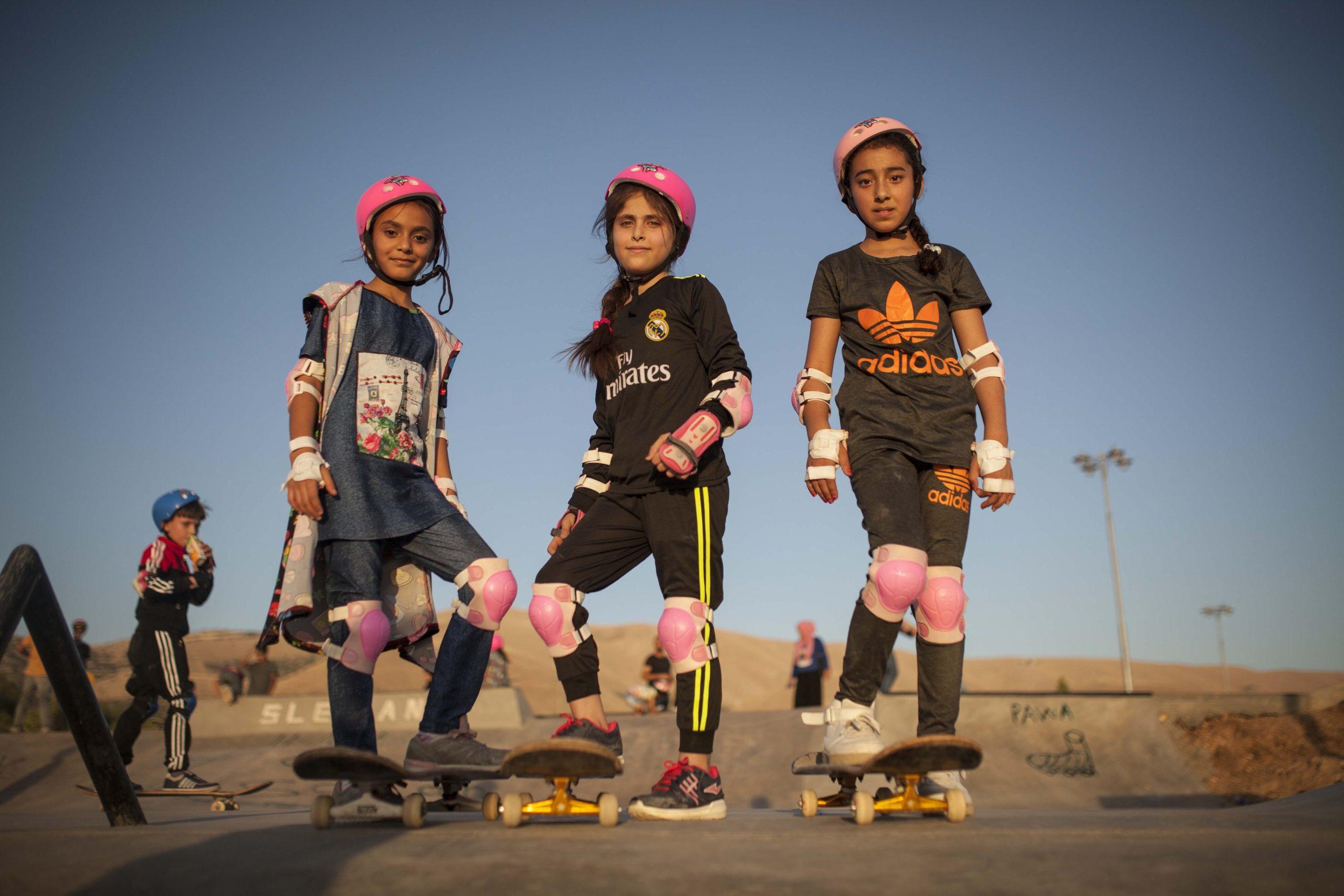 Happy Monday – Make Life Skate Life in Iraq