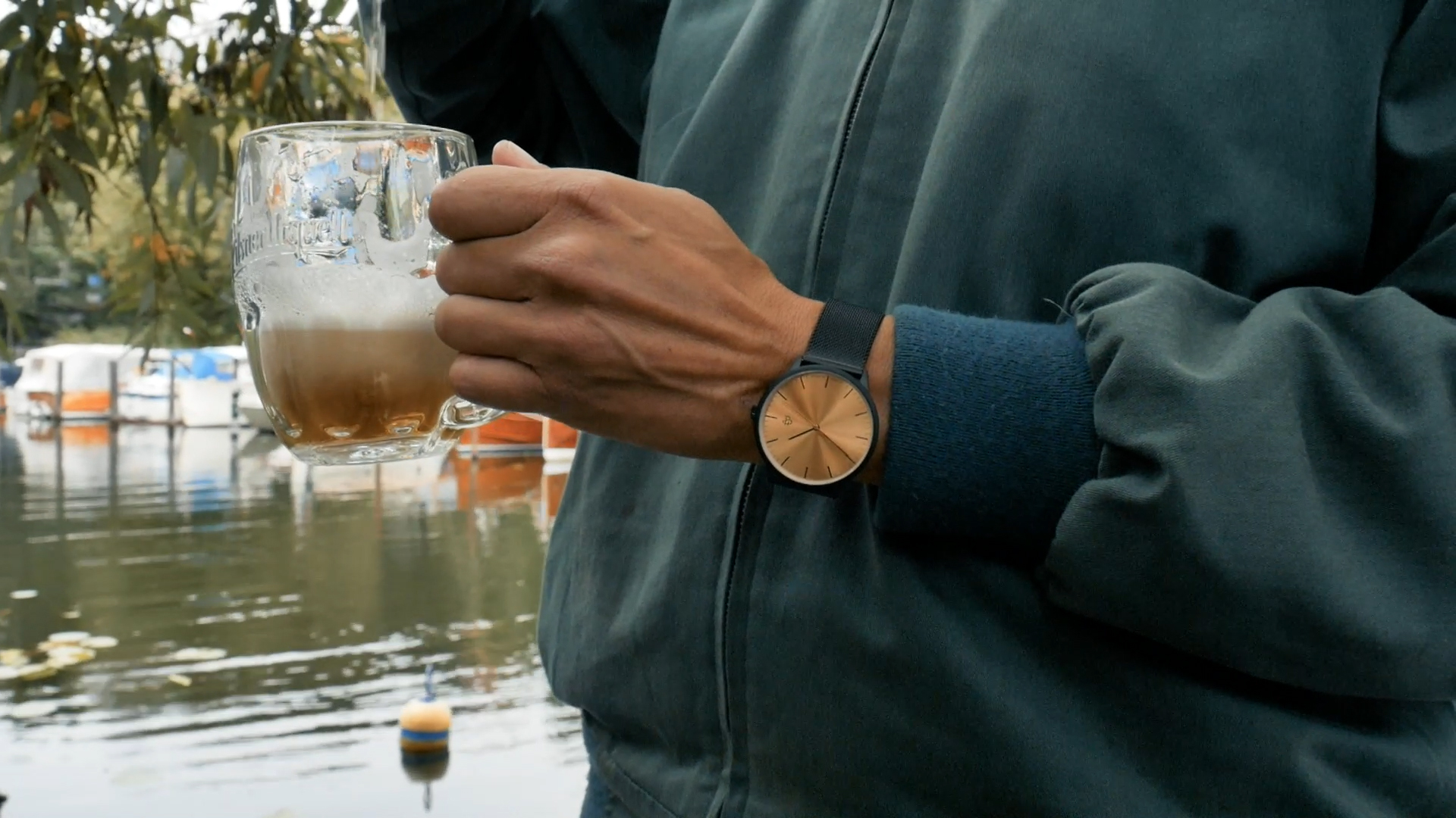 Nando – The watch your watch could be