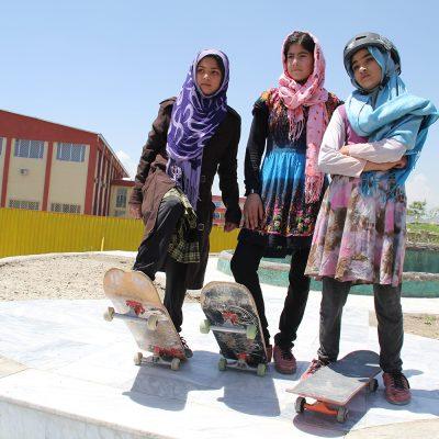 Happy Monday - Representation at Skateistan