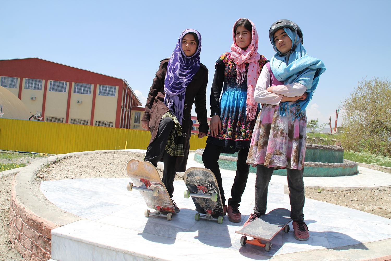 Happy Monday – Representation at Skateistan